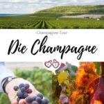 Champagne Pinterest Grafik