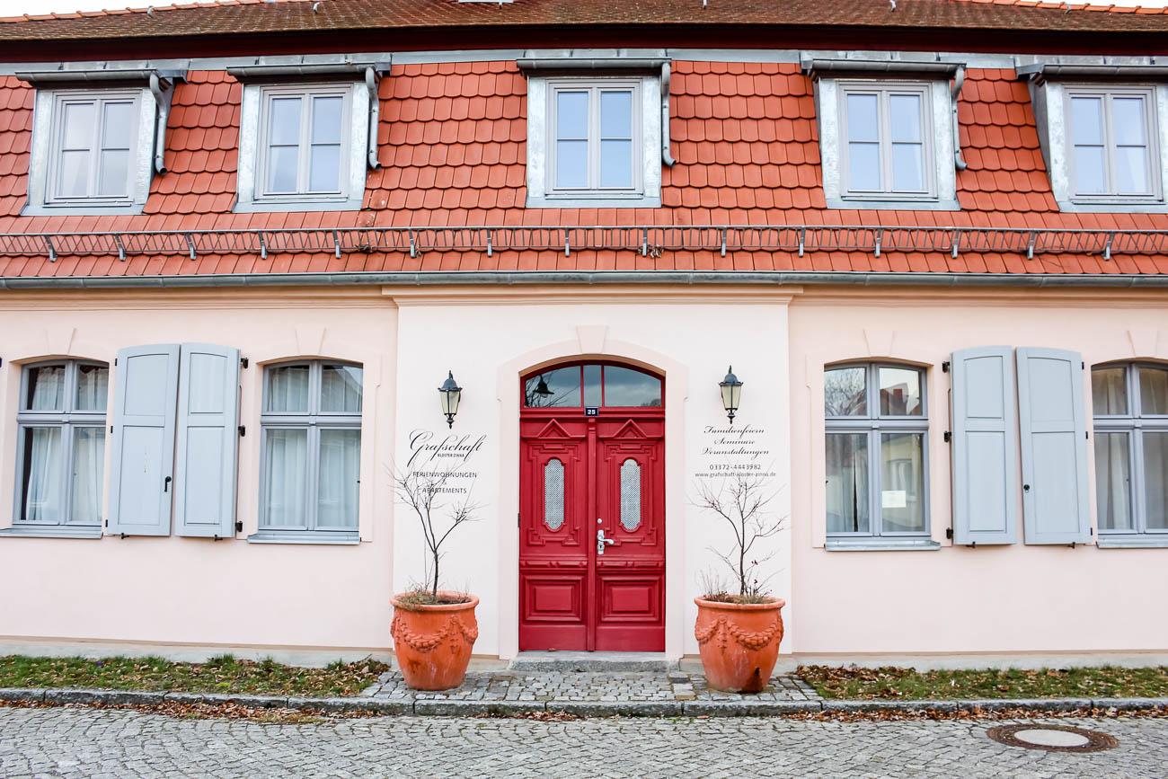Ferienwohnung Grafschaft Kloster Zinna in Brandenburg