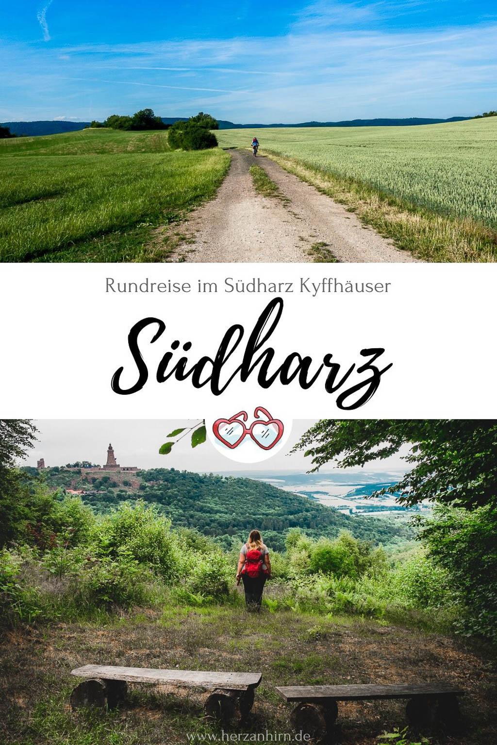 Südharz Pinterest Grafik