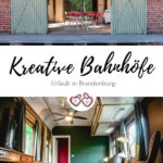 kreative Bahnhöfe Pinterest Grafik