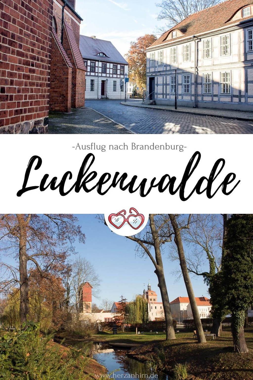 Luckenwalde Pinterest Grafik