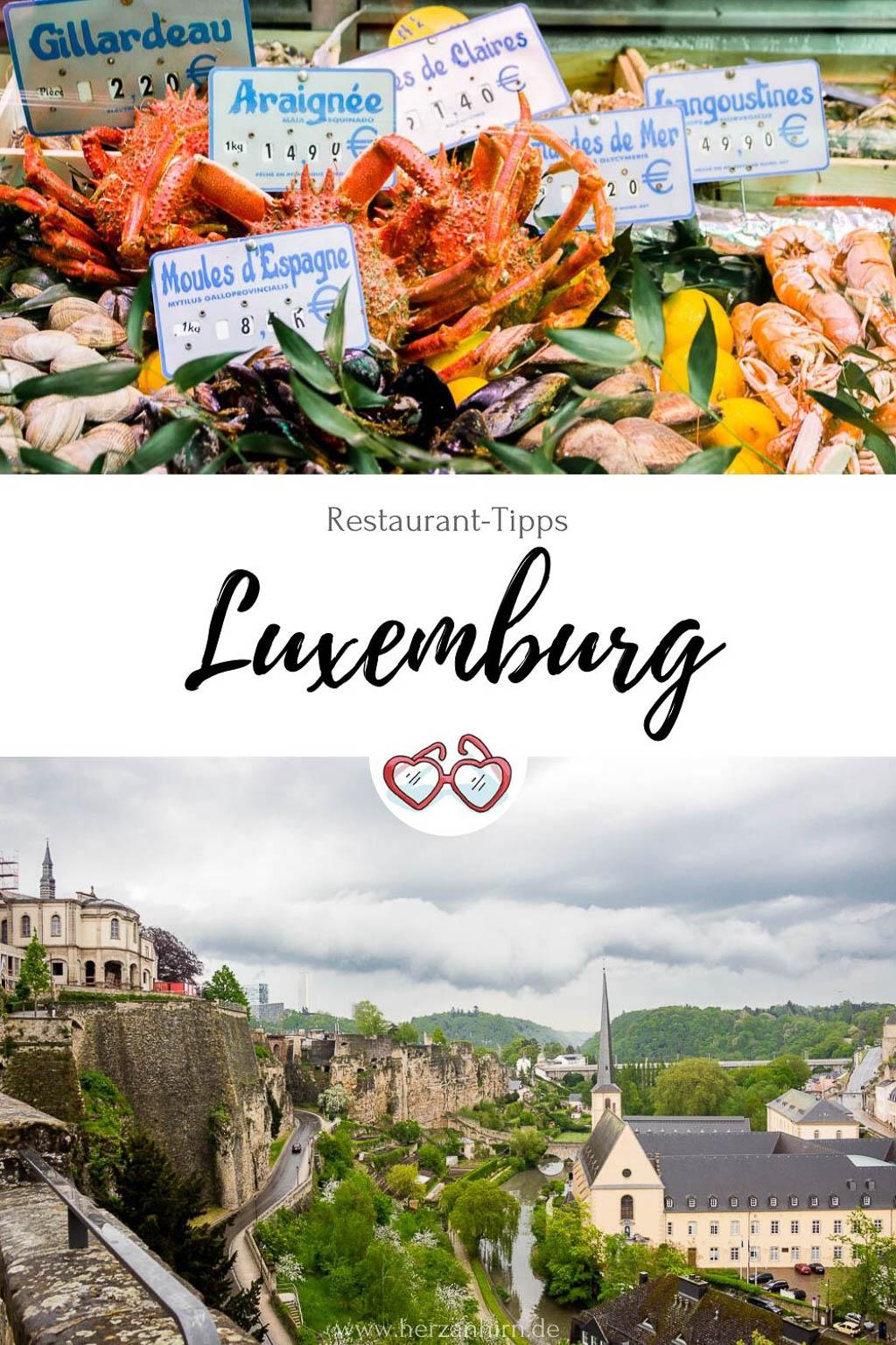 Luxemburg Pinterest Grafik