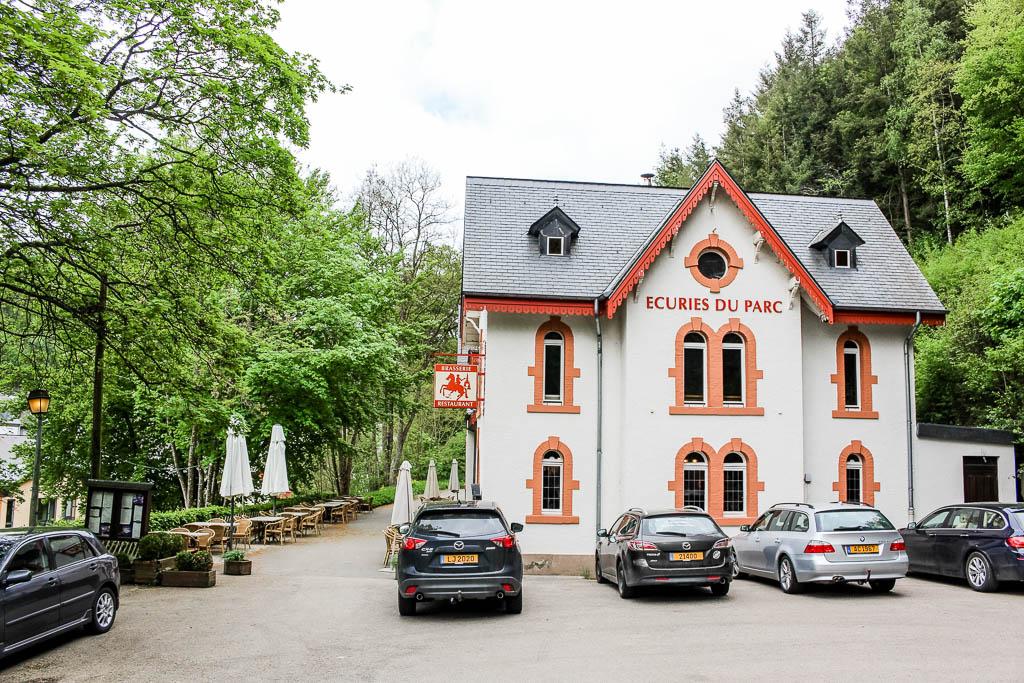 Restaurant Les Ecuries du Parc Foodguide Luxemburg
