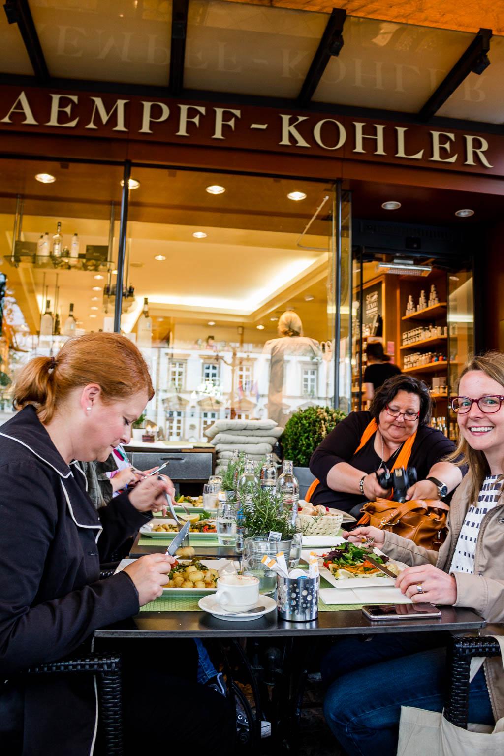 Restaurant Kaempff-Kohler Foodguide Luxemburg