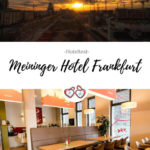 Meininger Hotel Frankfurt Pinterest Grafik