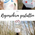 Schirm gestalten Pinterest Grafik
