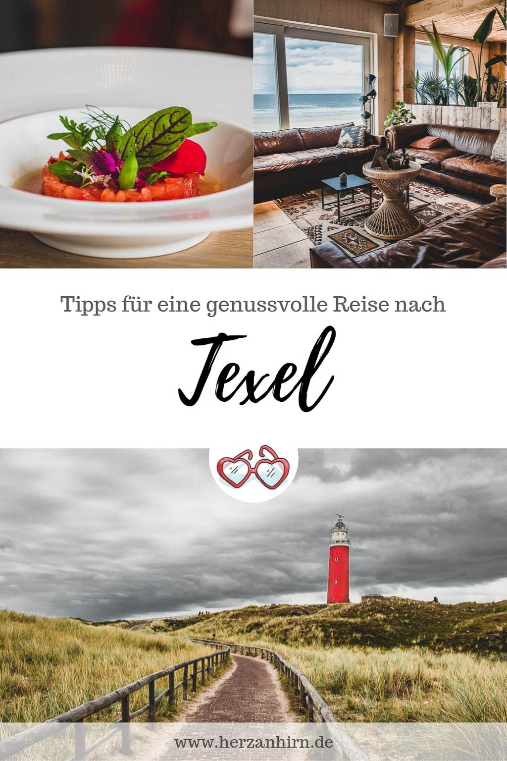 Pinterest Grafik Sehenswürdigkeiten Texel