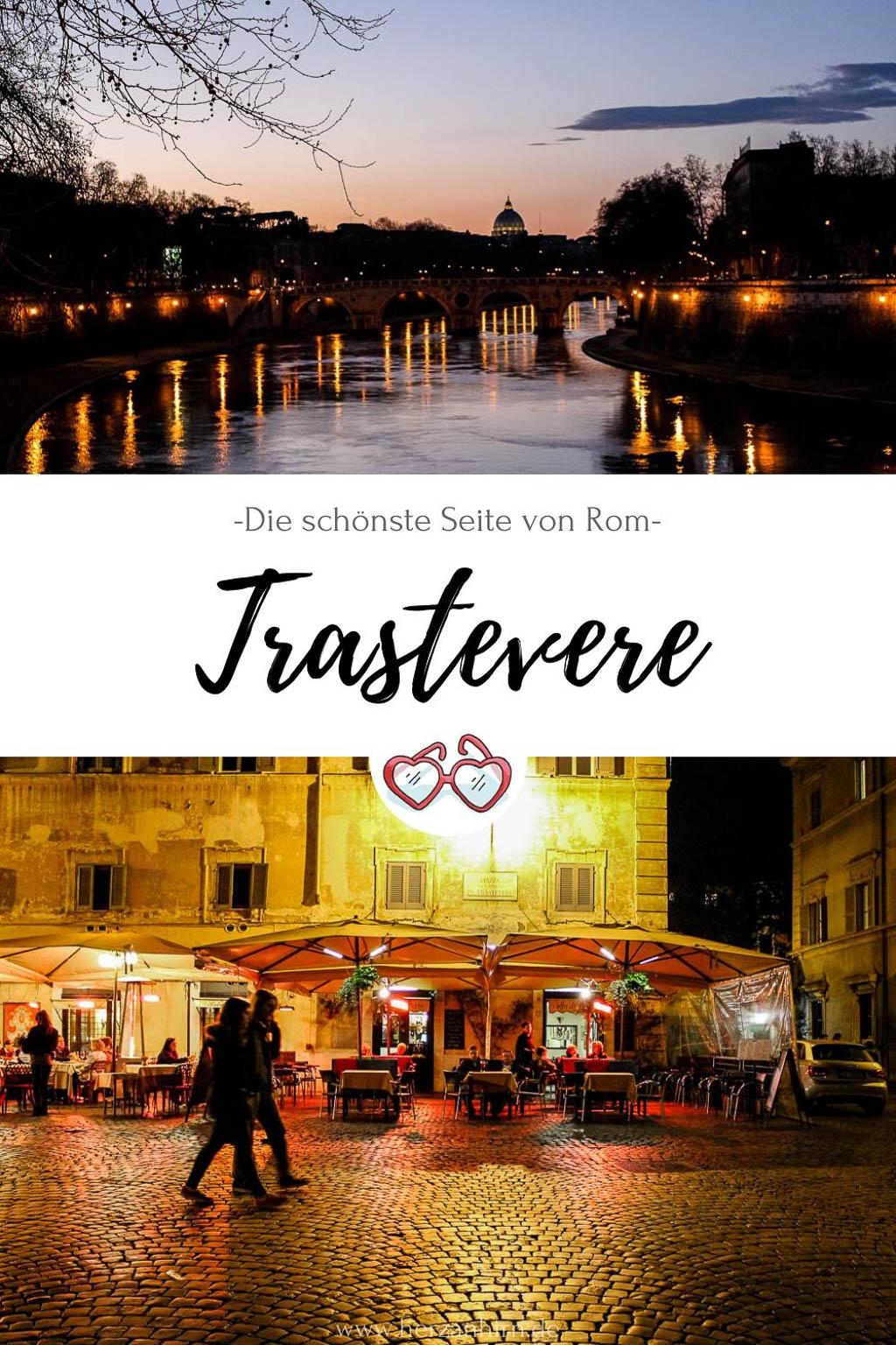 Trastevere Pinterest Grafik