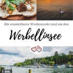 Pinterest Grafik Werbellinsee Brandenburg