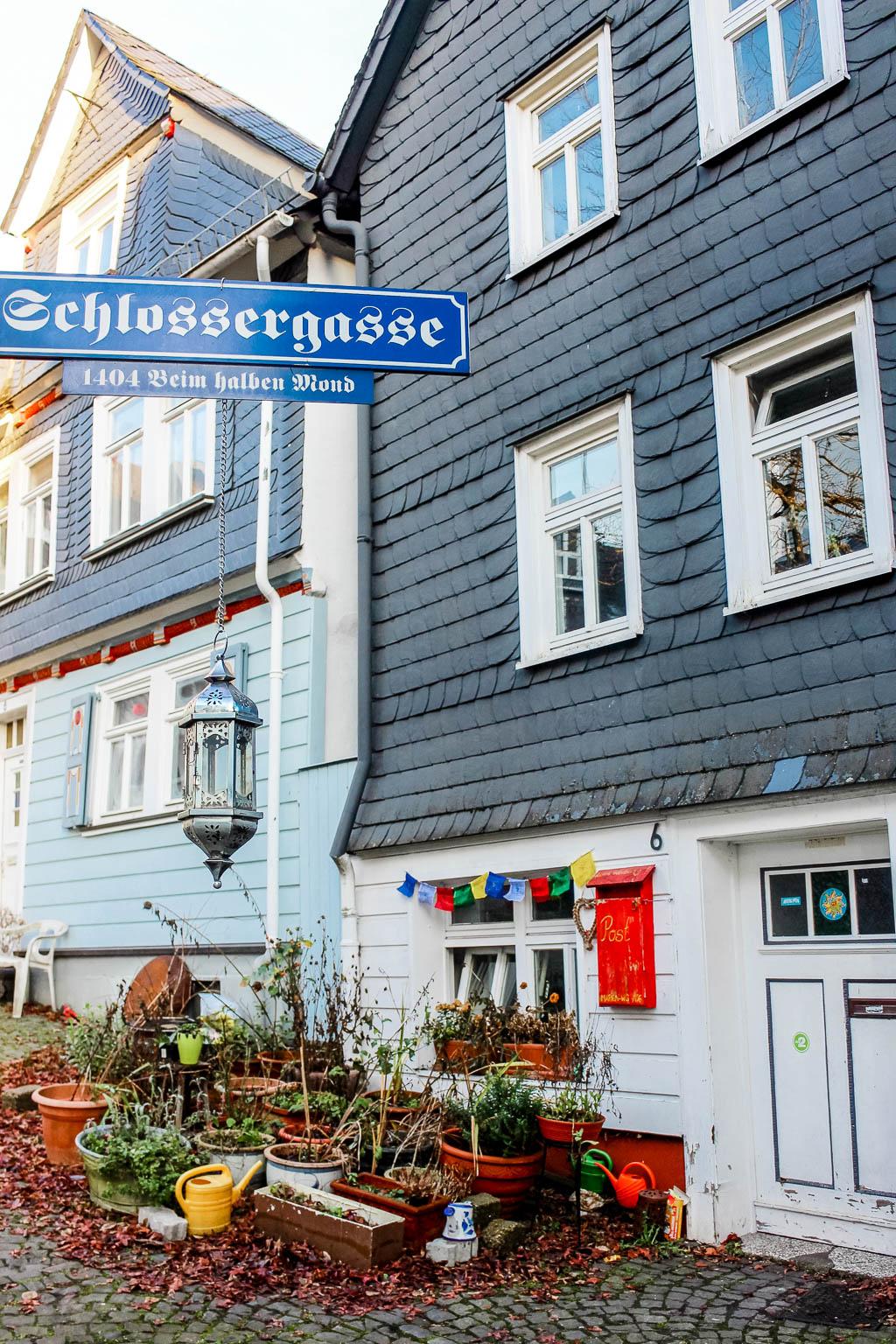 Die Altstadt: Warum sich ein Ausflug nach Siegen lohnt: Sehenswürdigkeiten und Tipps