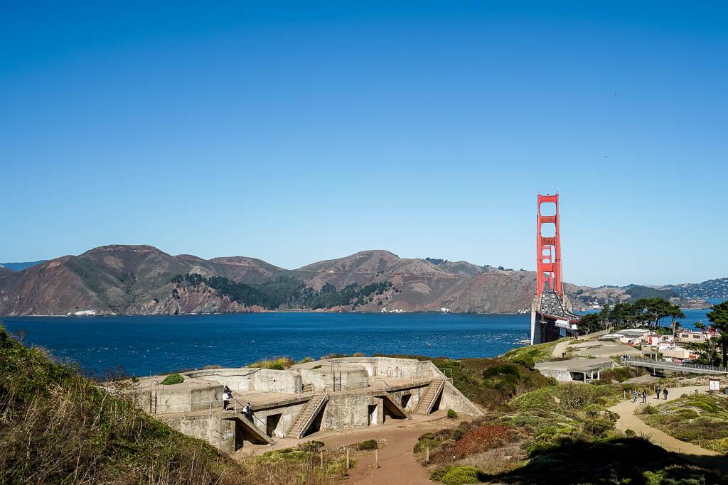 E-Scooter-Tour zur Golden Gate Bridge San Francisco in 3 Tagen aktiv entdecken – Reisetipps, Highlights und besondere Aktivitäten