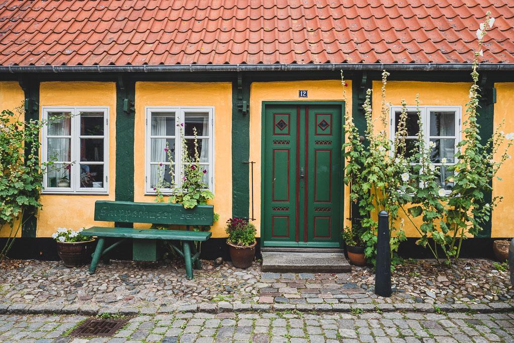 Altstadt Ebeltoft Urlaub in Djursland: Ausflugsziele und Sehenswürdigkeiten rund um Ebeltoft Dänemark