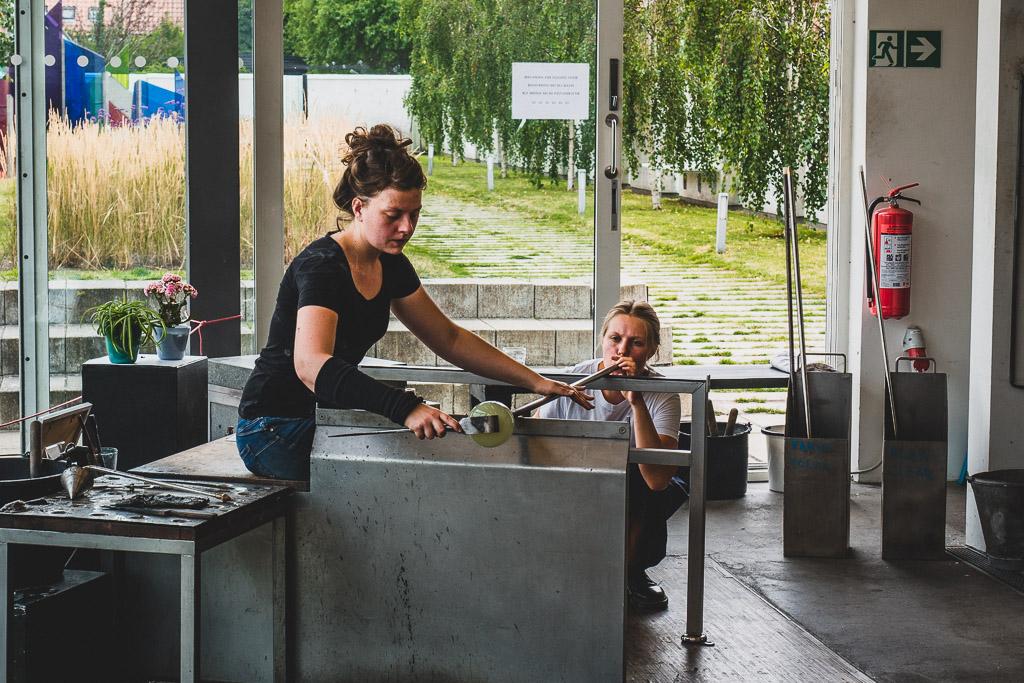 Glasmuseum Ebeltoft Urlaub in Djursland: Ausflugsziele und Sehenswürdigkeiten rund um Ebeltoft Dänemark