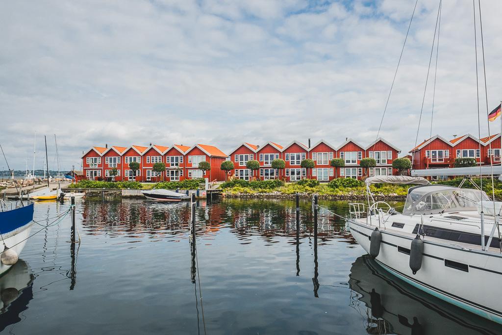 Hafen Ebeltoft Urlaub in Djursland: Ausflugsziele und Sehenswürdigkeiten rund um Ebeltoft Dänemark