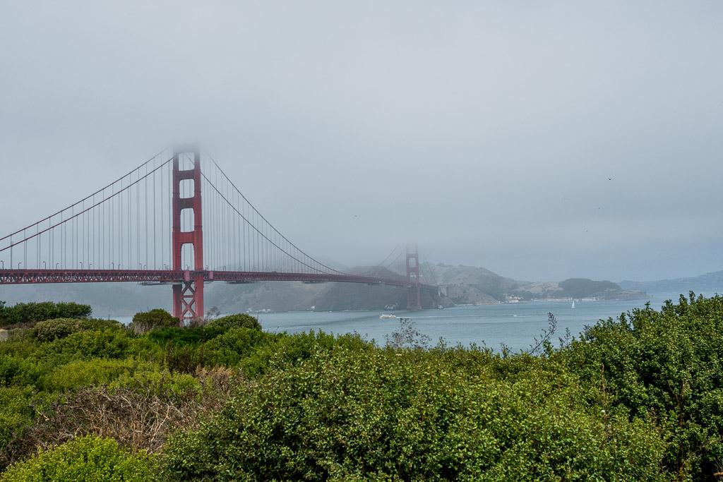 Golden Gate Bridge San Francisco in 3 Tagen aktiv entdecken – Reisetipps, Highlights und besondere Aktivitäten