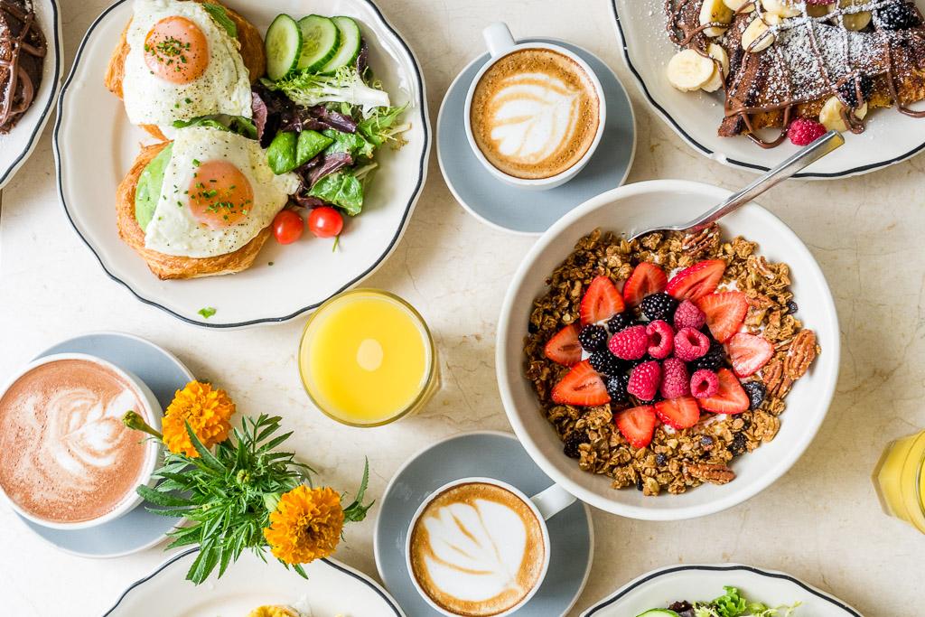 Frühstück in San Francisco Le Marais Bakery San Francisco in 3 Tagen aktiv entdecken – Reisetipps, Highlights und besondere Aktivitäten