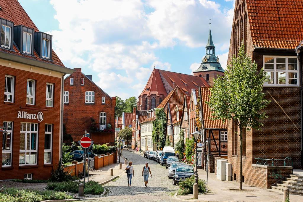 Das Senkungsgebiet 10 Dinge die man in Lüneburg machen sollte! Sehenswürdigkeiten und Tipps für die Hansestadt