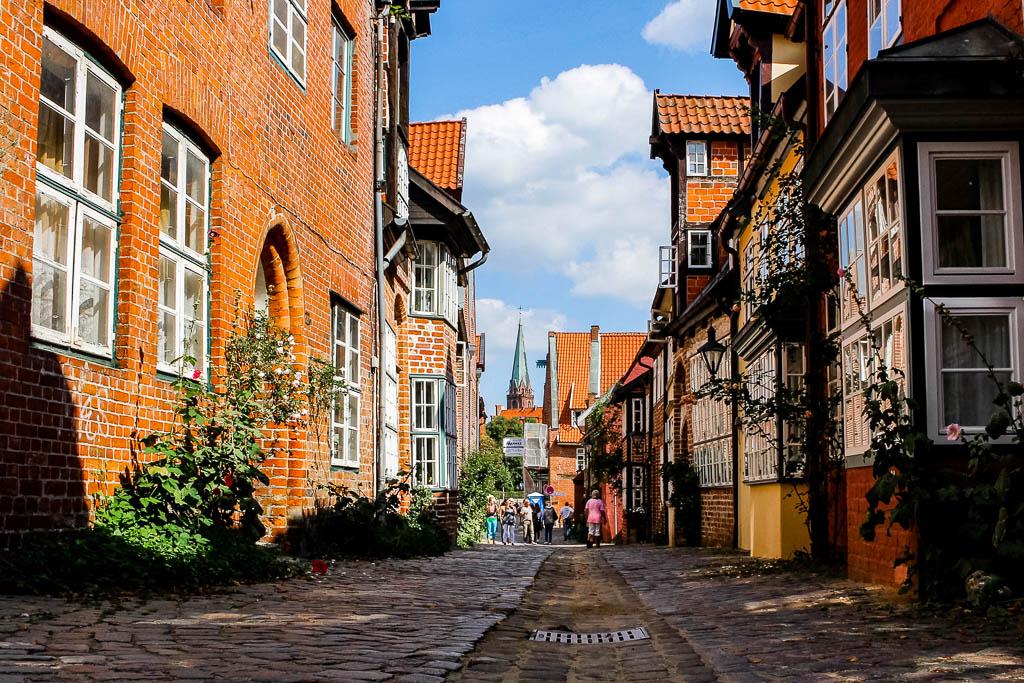 Das Senkungsgebiet Das Senkungsgebiet 10 Dinge die man in Lüneburg machen sollte! Sehenswürdigkeiten und Tipps für die Hansestadt