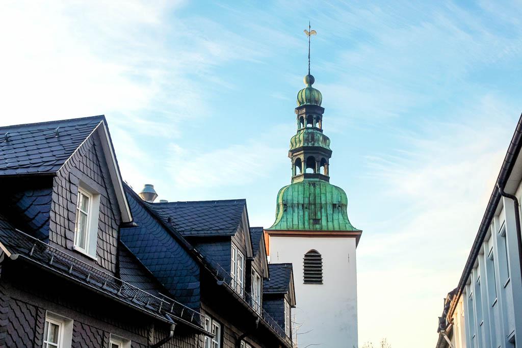 Die Marienkirche: Warum sich ein Ausflug nach Siegen lohnt: Sehenswürdigkeiten und Tipps