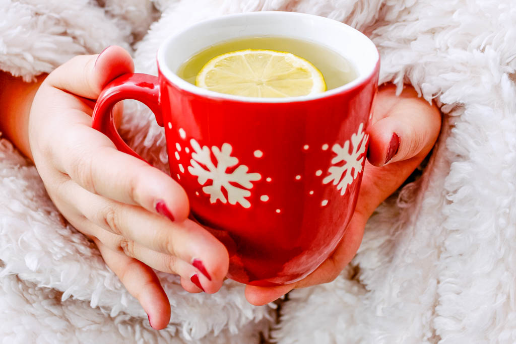 Rezept für Zitronensirup für heiße Zitrone