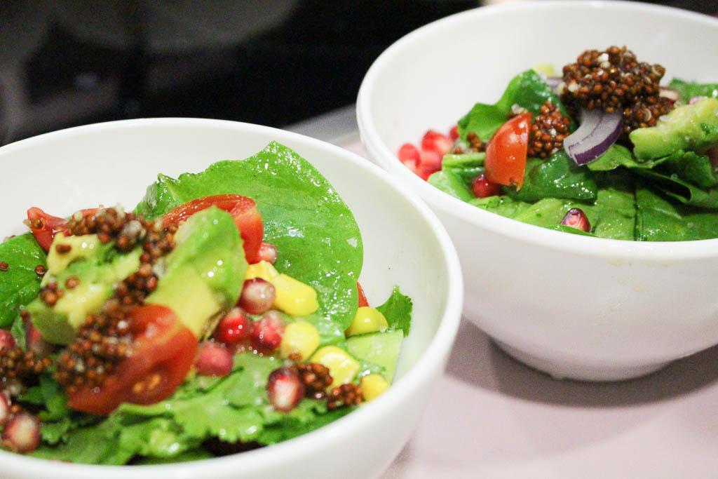 Rezept Bunter Salat