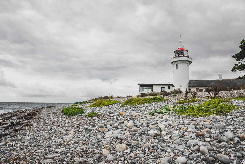 Sletterhage Leuchtturm in Dänemark Urlaub in Djursland: Ausflugsziele und Sehenswürdigkeiten rund um Ebeltoft Dänemark