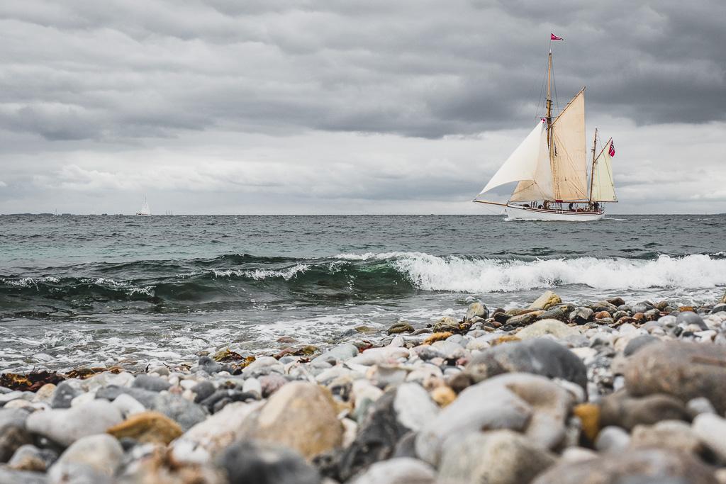 Tall Ship Race in Dänemark Urlaub in Djursland: Ausflugsziele und Sehenswürdigkeiten rund um Ebeltoft Dänemark