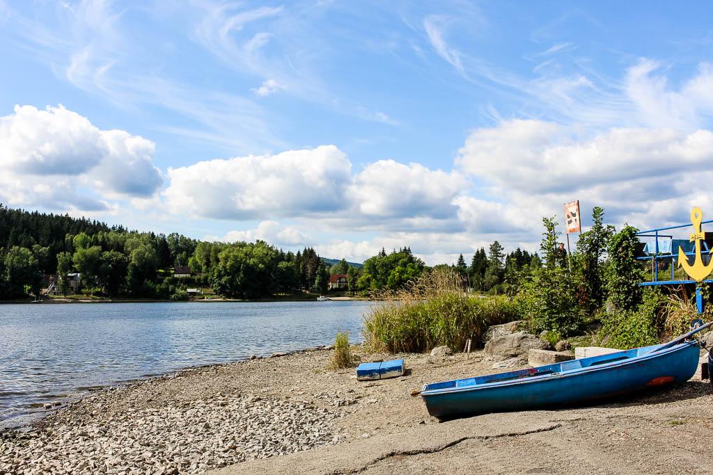 Besondere Aktivitäten und Abenteuer am Lipno Stausee in Tschechien