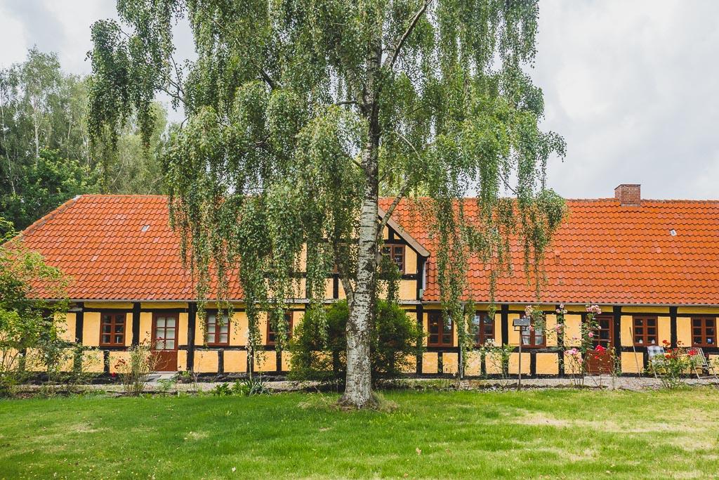 Weingut Hylkegaard in Voldyby Urlaub in Djursland: Ausflugsziele und Sehenswürdigkeiten rund um Ebeltoft in Dänemark