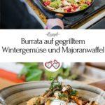 Pinterest Grafik Restaurant in Werder: Landgasthof Jüterbog in Brandenburg