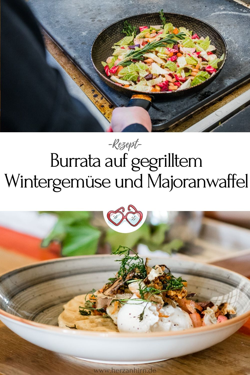 Pinterest Grafik Restaurant in Werder: Landgasthof Jüterbog in Brandenburg
