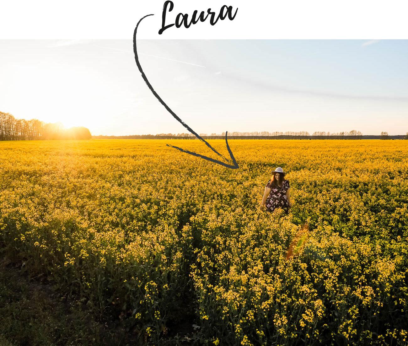 Bild über mich - Reisebloggerin Laura Schneider