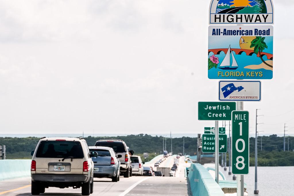 All American Road (c) Andy Newman Florida Keys News Bureau
