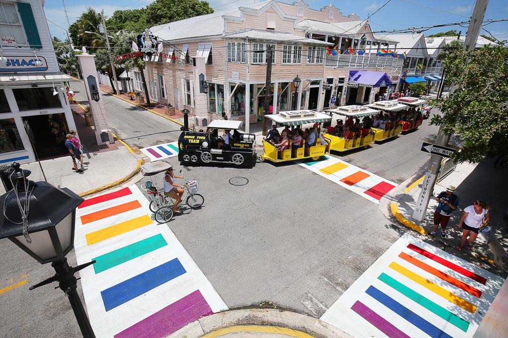 Duval Street Key West (c) Rob O'Neal