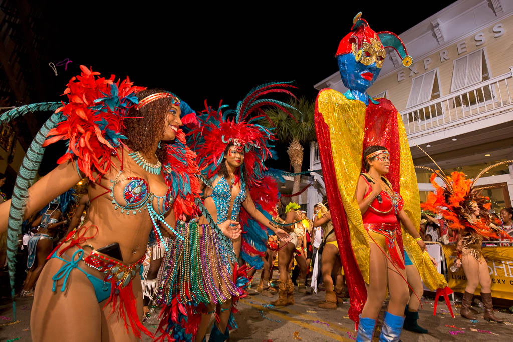 Fantasy Fest Parade 2015 (c) Rob O'Neal Florida Keys News Bureau