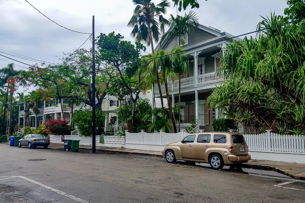 Häuser in Key West (c) Julia Hövelkamp