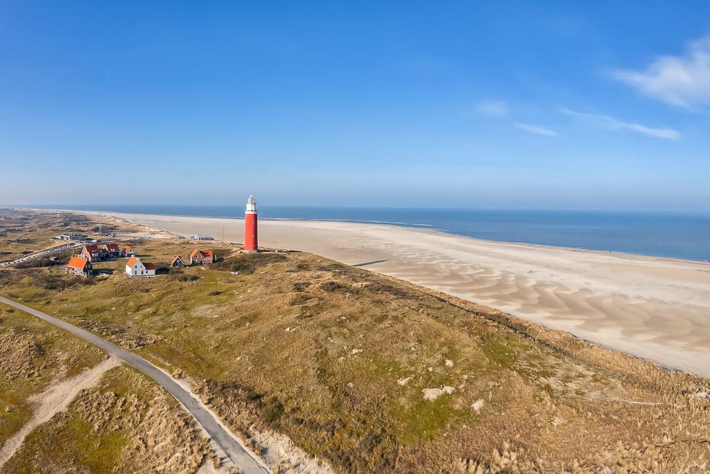 Leuchtturm Texel Foto Justin Sinner