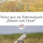 Nationalpark Texel Pinterest Grafik