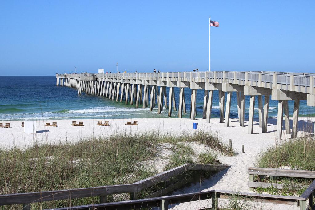 County Pier Panama City Beach
