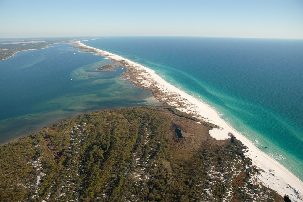 Shell Islands Panama City Beach