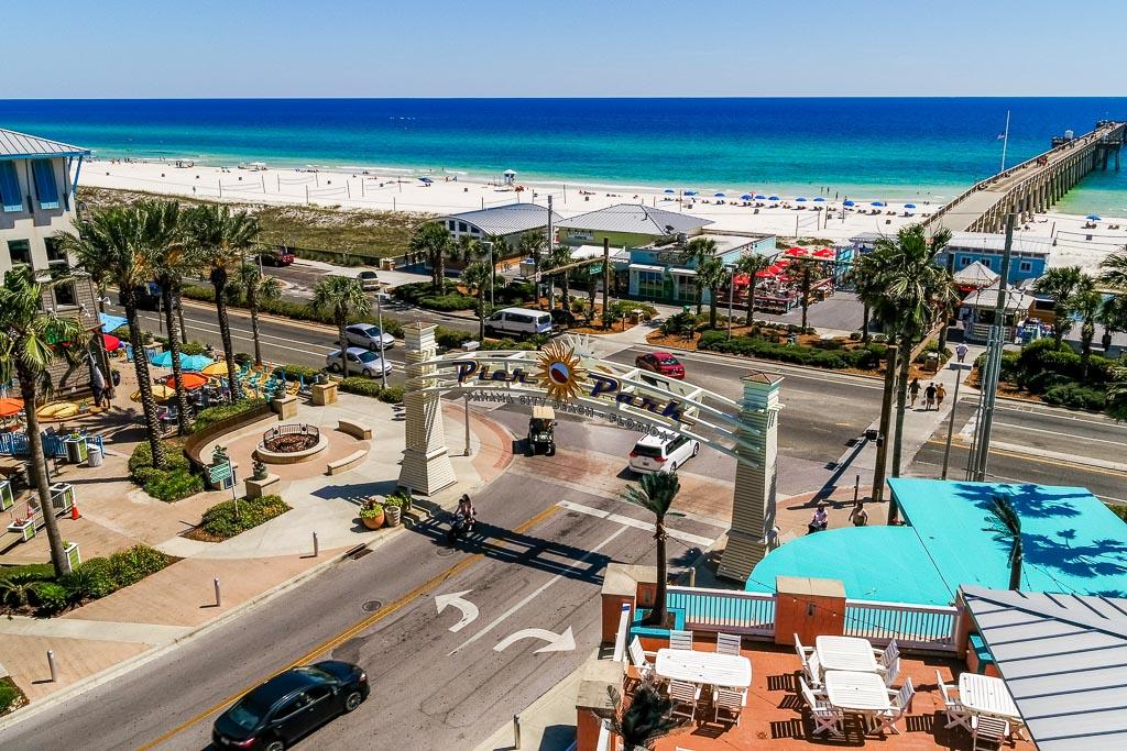 Strandpromenade Panama City Beach