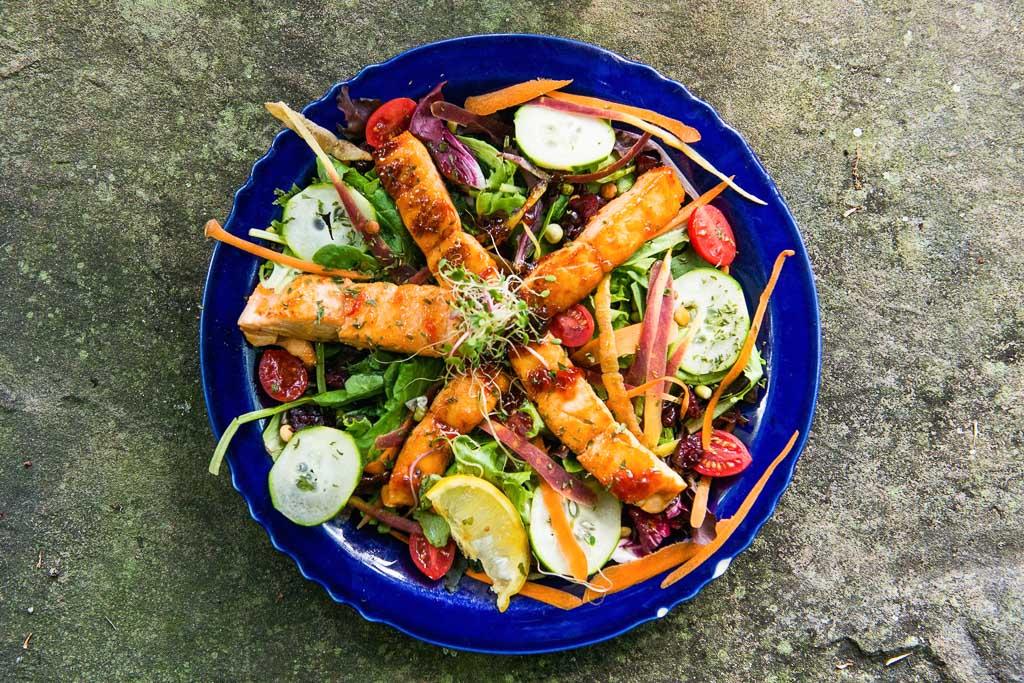 Zen Garden Salat Panama City Beach
