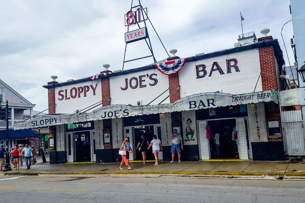 Sloppy Joe's Florida Keys (c) Julia Hövelkamp
