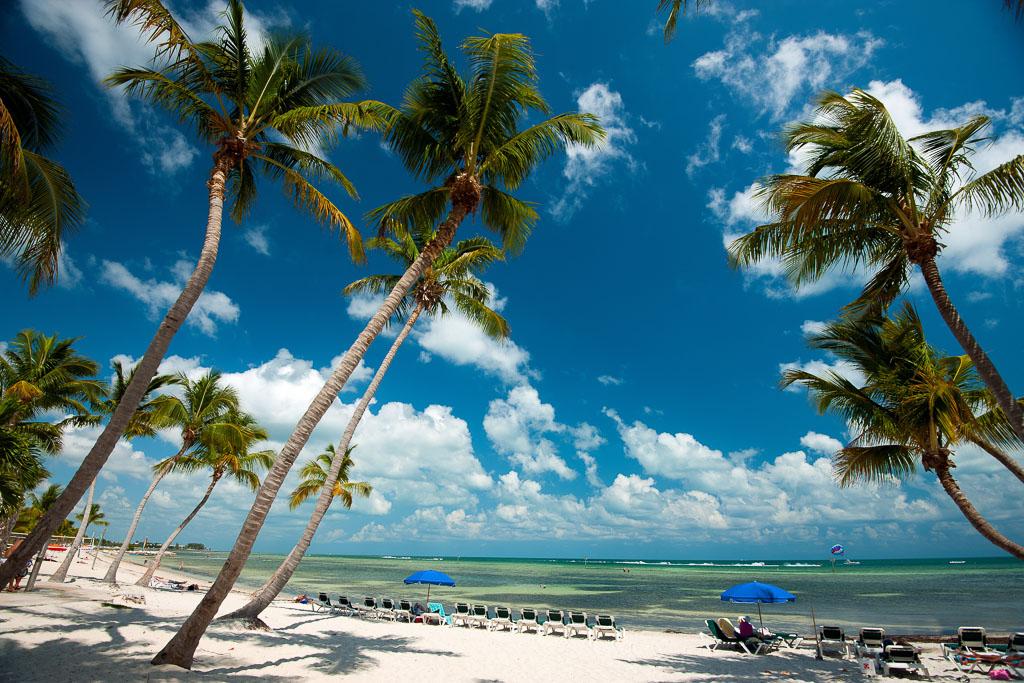 Smathers Beach Florida Keys (c) Rob O'Neal