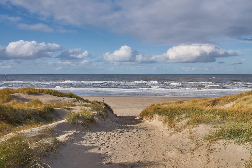 Strandaufgang Texel Foto Justin Sinner