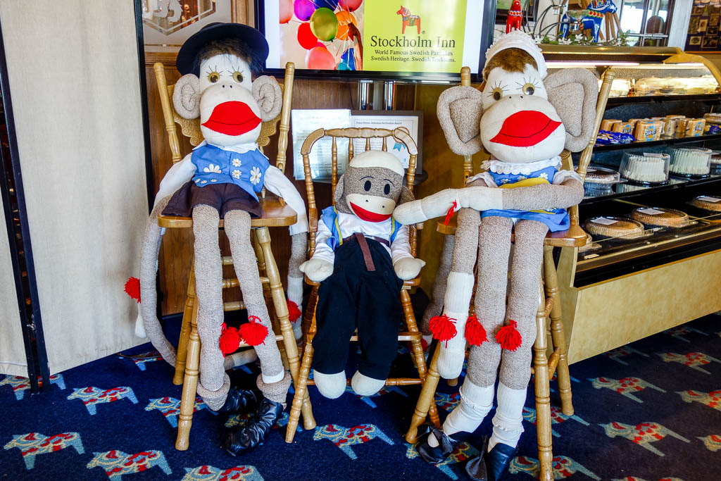 Sock Monkeys in Rockford Illinois