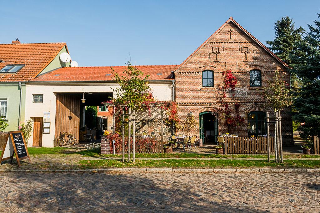 Restaurant Fliederhof im Fläming in Brandenburg