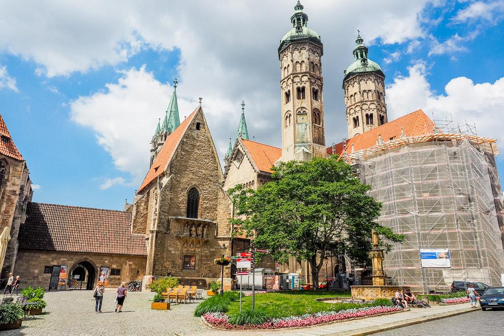 Saale-Unstrut Region Naumburger Dom