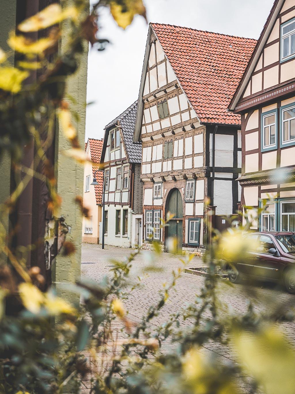 Weserbergland Sehenswürdigkeit Altstadt Rinteln