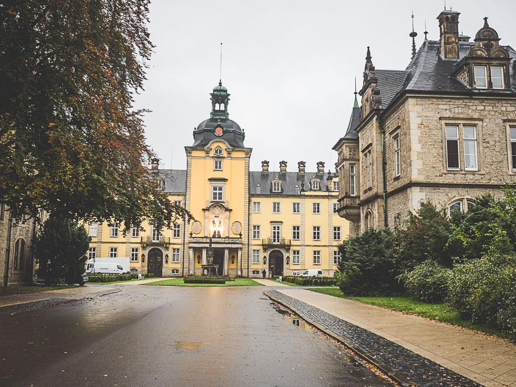 Weserbergland Sehenswürdigkeit Schloss Bückeburg
